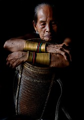 Portrait of A Rungus Woman (harleyman922) Tags: rungus sabah