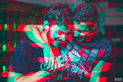 Trevo (Justin Alex Photography) Tags: friends boy portrait woman beer girl smile night friend flash nightclub noite nightlife feliz festa frend gir cigarro cigarrete trevo portr