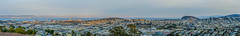 bayview panorama ll (pbo31) Tags: sanfrancisco california city summer urban panorama color northerncalifornia bay nikon highway view rooftops over large panoramic september 101 bayarea vista bayview bernalheights stitched interchange 280 2015 boury pbo31 silverterrace d810