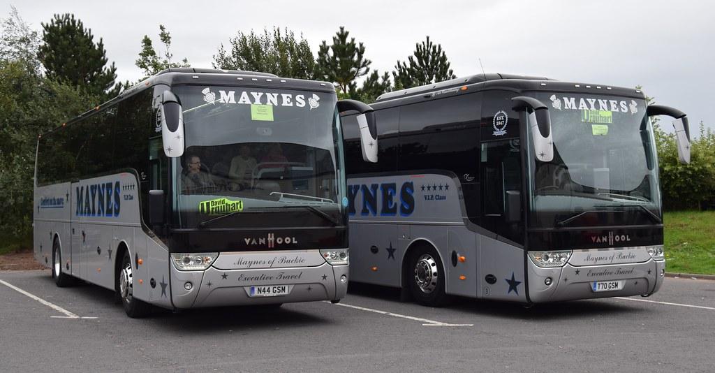 Urquhart Travel Bus Tours