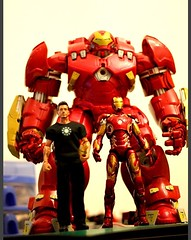 Hulkbuster custom by RICK WIP _61 (capcomkai) Tags: rick ironman ultron hulkbuster 鋼鐵人 復仇者聯盟 avengersage 奧創紀元 反浩客裝甲 浩客毀滅者