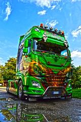 Daf XF 106 Killer (Samuele Trevisanello) Tags: truck killer e6 truckers daf xf greenpower trasporti ferrario xf105 truckspotter truckspotting truckmeeting xf106 fotobyst zf106 killerdaf