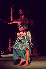Dancer- (The Creaking Door) Tags: hawaii thebigisland laulau traditionaldancing hawaiiandancer holiday2012