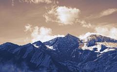 Grossglockner Hochalpenstrasse (stanislaff) Tags: bw mountains alps austria samsung peak grossglockner wavelet rawtherapee nx30