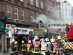 3971-096 (FR Pix) Tags: road london fire for phone you 4 u hampstead finchley repairs brigade nw3