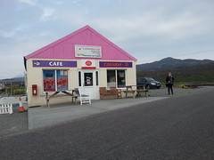 Lochboisdale Cafe (monkeyiron) Tags: uist southuist lochboisdale lochboisdalecafe