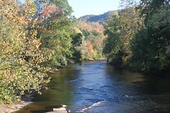 Cheat River, Parsons, WV (joseph a) Tags: autumn fall fallfoliage foliage westvirginia parsons cheatriver