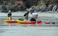 Wembury Bay (carolemason) Tags: sea boats rocks wemburybay
