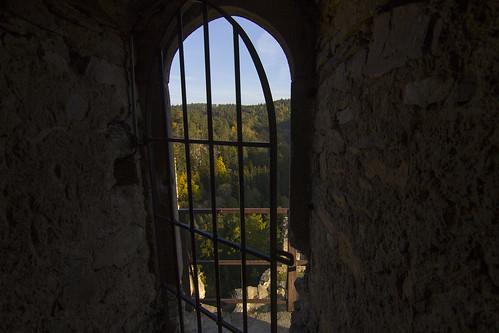 Burgruine Kollmitz Tor