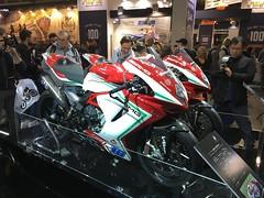MV Agusta F3 675 WSS - Jules Cluzel #16 (Matt_Lodi) Tags: show milan milano motorbike moto motorcycle 16 jules f3 mv agusta supersport rho wss 675 2015 eicma cluzel f3675 mvagustaf3