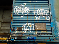 (gordon gekkoh) Tags: graffiti freight enron omye