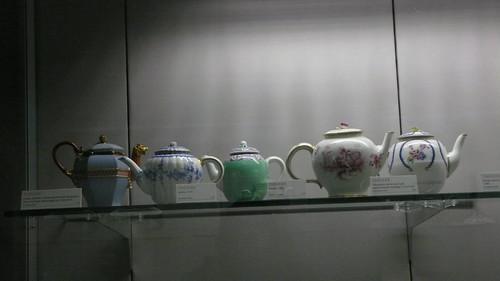 Rouen - Hôtel d'Hocqueville -Musée de la céramique