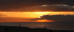 Sylt sunset (yorkiemimi) Tags: sunset sea sky sun nature germany island scenery sylt