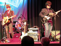 Roy Orbison & Travelling Wilbury's Tribute Show (tosh123) Tags: music band cumbria georgeharrison tompetty maryport travellingwilburys klausvoorman