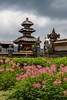 Pura Ulun Danu.Bali (TravelJournals) Tags: flowers bali nature clouds canon indonesia temple asia colours meru 6d bratan ulundanu