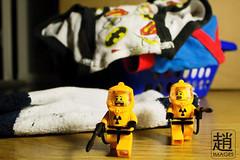 LaundryDay (mikechiu86) Tags: lego underpants hazmat minifigure
