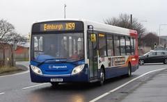 27188 - SL64 HXX (Cammies Transport Photography) Tags: road edinburgh fife yorkshire to 300 alexander dennis stagecoach loan admiralty enviro on rosyth in 27188 x59 hxx sl64 sl64hxx
