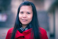166:200 Strangers - Grace (iain blake) Tags: street people smile portraits photography eyes nikon faces strangers portraiture norwich 100 d4 100strangers