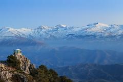 Sierra Nevada (Antonio_Luis) Tags: sierra nevada sierranevada nieve montaña montañas atardecer crepusculo amanecer mirador parque natural granada andalucia invierno paseo