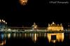 Golden Temple, Amritsar (PradZ Photography) Tags: goldentemple punjab amritsar nightphotography fireworks reflection