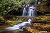 Crow Creek Falls (The Suss-Man (Mike)) Tags: crowcreekfalls georgia longexposure nature rabuncounty rocks slowshutterspeed sonyilca77m2 sussmanimaging trees water waterfall