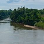River Kwae Noi seen from Prasat Mueang Singh in Kanchanaburi, Thailand thumbnail