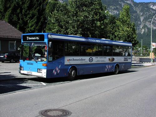 P9091033 Eibsee-Verkehrsgesellschaft mbH & CO. KG, Garmisch-Partenkirchen GAP-L950