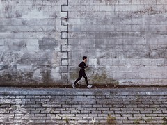 Miles Away Paris Run Running Brick Wall City Full Length Outdoors Lifestyles One Person Built Structure Leisure Activity Day Real People Architecture Young Adult People Adult Streetphotography Street Photography מייפריס (dinalfs) Tags: milesaway paris run running brickwall city fulllength outdoors lifestyles oneperson builtstructure leisureactivity day realpeople architecture youngadult people adult streetphotography מייפריס