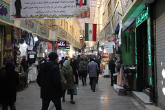 Local market in Tehran (AndreyFilippov.com) Tags: tehran iran bazaar grand market city asia persia east middle old people architecture store street urban tourism shop stall building travel house sightseeing road landmark silk neighborhood persian panzdahekhordad souq iranian food traditional 2017 cityscape