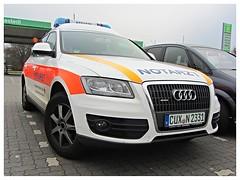 Audi Q5 _ Notarzt (v8dub) Tags: audi q 5 notarzt einsatz fahrzeug ambulance ambulanz allemagne deutschland germany german niedersachsen bremerhaven priority prioritaire vehicle véhicule pkw voiture car wagen worldcars auto automobile automotive