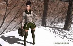 ♥ Olive ♥ (::itgirl.fashionsecondlife::) Tags: kustom9 lfe lesféesendormies empire petitemort ison vistabentohands yummy lep lotd