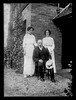 Father and daughters (FreyaFoto) Tags: stockcross 1900s