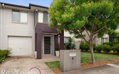 4 Northcott Boulevard, Hammondville NSW