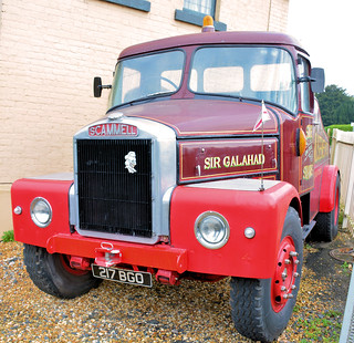 Scammell, Onibury