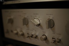 Technics SU-V6 (Em's Foto) Tags: technics suv6 integreted amplifier thd 0007 japan stereo integrated dc 8ω 70wattchannel pentax k1 fa50mmf14 smc pentaxfa 50mm f14 fullframe full frame