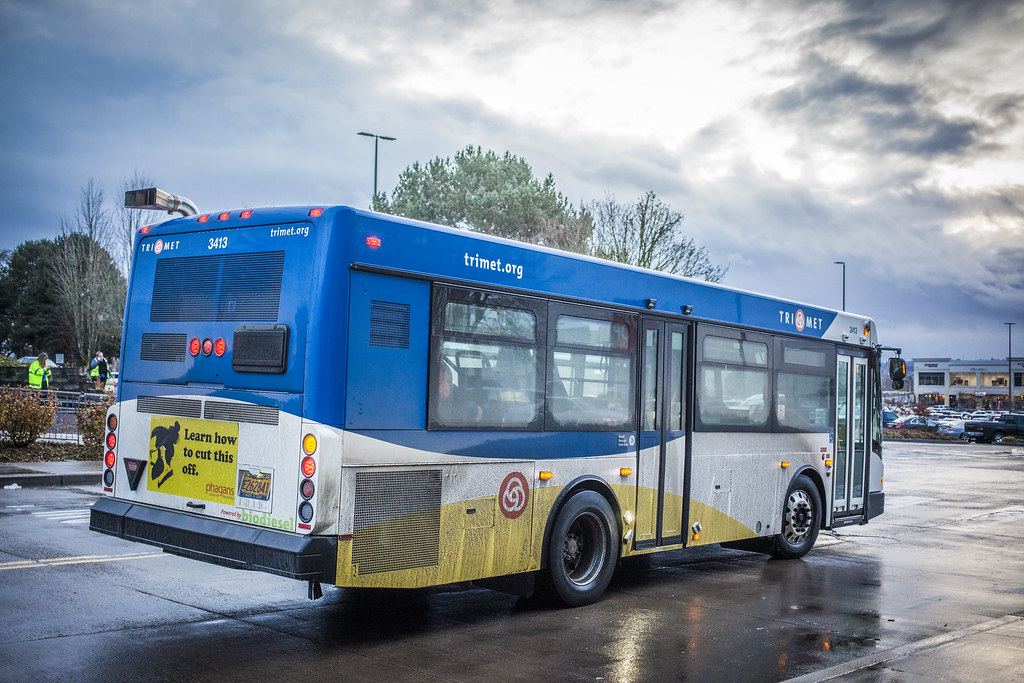 The World's Best Photos of bus and trimet - Flickr Hive Mind