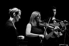 Mary Jane Lamond, Wendy MacIsaac, Seph Peters – Celtic Cabaret, Too – 10/13/14 (photo: Corey Katz)