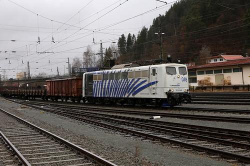 Lokomotion 151 018-9 Kufstein