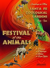 Festival of the Animals (bethrosengard) Tags: bethrosengard photomanipulation digitallyenhanced photoart digitalmagic digitalart