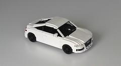 Audi TT (1) (Everblack.) Tags: audi tt lego 115