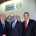 Joe Dolan, IHF President, Gerald Lawless, Dubai Holdings and Bryan Dobson