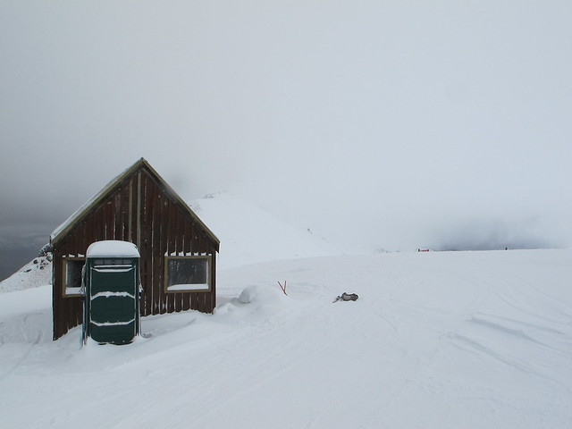 31 July - New Snow!