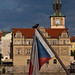 Czech Flag and its background