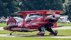 Pitts S-2B Special PH-PEP (Wesly van Batenburg) Tags: airplane airport pentax aircraft aviation special airshow helicopter international breda dirk k5 pitts evers 2015 vsv s2b sigma150500oshsm phpep pentaxk5 weslyvb weslyvanbatenburg