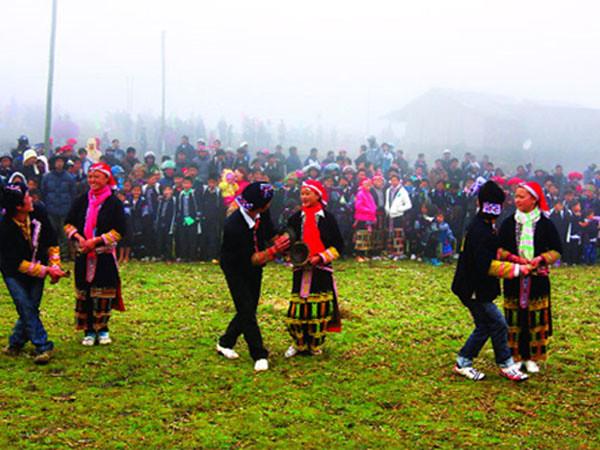 Lễ Tết nhảy ở Sapa