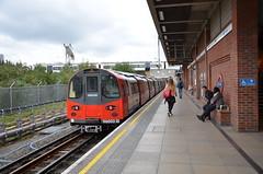 1996-Stock 96002, West Ham (sgp_rail) Tags: west london public station train for jubilee transport stock 1996 rail railway ham line tfl