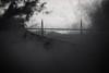 Millau Viaduct - storm clearing (Stu G2006) Tags: white storm black wet rain clouds canon eos viaduct millau 500d