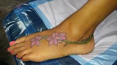 Flower vine