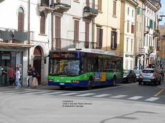 BredaMenarini M240 LU CNG n1248 in Via S. Paolo (AlebusITALIA) Tags: italy bus italia tram verona transportation publictransport autobus cng ecologico veneto tpl trasporti metano ecobus mobilit trasportipubblici cngbus busametano bredamenarinibus atvverona