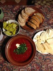 (GrusiaKot) Tags: food home ukraine ukrainian kiev kyiv borsch  minestra  ucraina